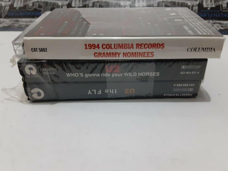 U2 / Grammy Nominees Cassettes