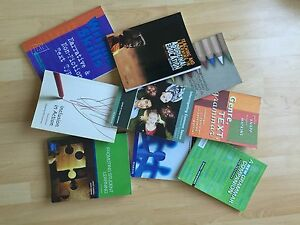 Counselling, Education, Psychology, Years 7,8,10 textbooks Glebe Inner Sydney Preview