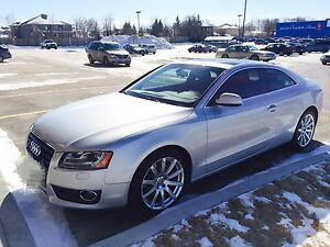 2010 Audi A5 Quattro low km! No accident!