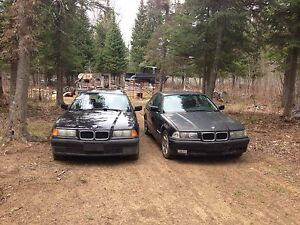 1994-1996 both Bmw 318is