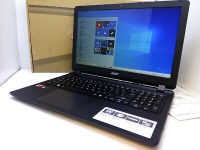 "Acer Aspire ES1 15.6"" AMD A6-7310 Quad 2Ghz - 8GB - 1TB ATI Radeon R4 W10 Laptop"