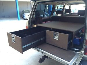 Rear drawer system for 60 series landcruiser Coburg North Moreland Area Preview