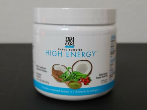 HIGH ENERGY Yes You Can / Shake Booster/ Aumenta la energía