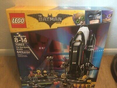 LEGO 70923 Batman Movie The Bat-Space Shuttle New Sealed Box