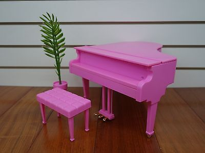 Gloria Piano Play Set (9701) For House Furniture