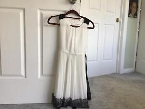 3de6c0b5705 origami white dress