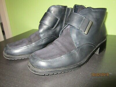 Marco Tozzi Damen Stiefeletten -- Stiefel -- Boots Winter schwarz Gr. 39