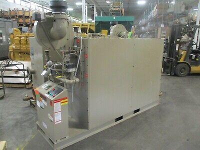 Fulton Natural Gas Boiler Vtg-2000 2000mbtu 460v 60hz 3ph 5a Used