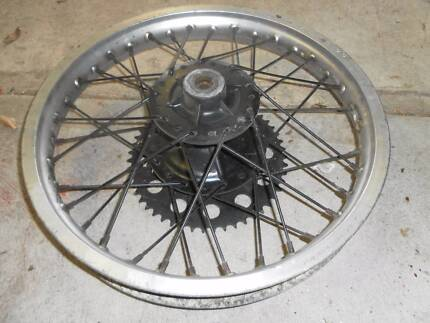 18 inch rim by 1.85 suit mx motard road Port Noarlunga Morphett Vale Area Preview