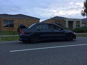 Mitsubishi Evo, Eisen grey very rare colour Hampton Park Casey Area Preview
