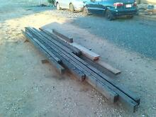jarrah beams and oak and oregon planks Nuriootpa Barossa Area Preview