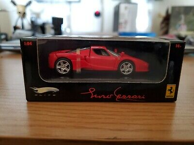 Rare Mattel Hot Wheels Ferrari Enzo Nurnberg Toy Fair 2006 Sealed Never Opened