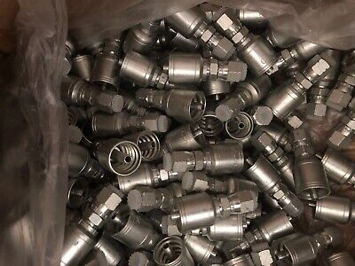 20 04-04jic Hydraulic Fittings Free Shipping