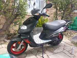 TGB 303RS 50cc Scooter Brentwood Melville Area Preview