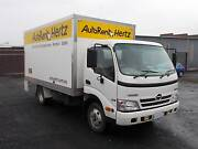 2011 HINO DUTRO 300 SERIES  616  POWER LIFT TRUCK Burnie Burnie Area Preview