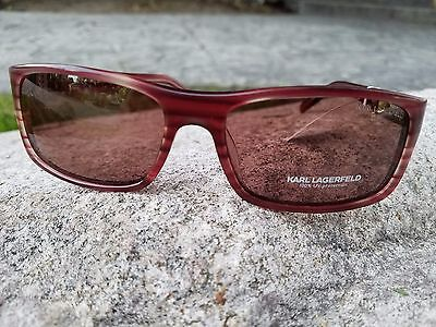 Karl Lagerfeld KL783S 131 RED MARBLE (Karl Sunglass)