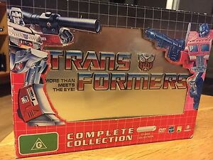Transformers - Complete Collection Dulwich Hill Marrickville Area Preview