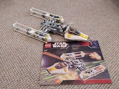 Lego Star Wars Y Wing 7658