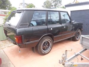 Range Rover 94 soft dash classic Mallabula Port Stephens Area Preview