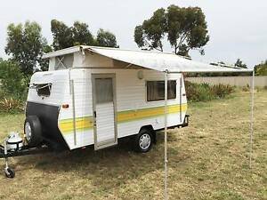 Jayco Songbird Off Road pop top caravan aircond and awning Caroline Springs Melton Area Preview