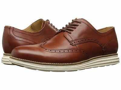 Cole Haan Mens Original Grand Shortwing Wingtip Oxfords Woodbury Sizes 8 5 13 M