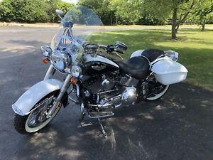 2006 Harley Davidson Softtail Deluxe