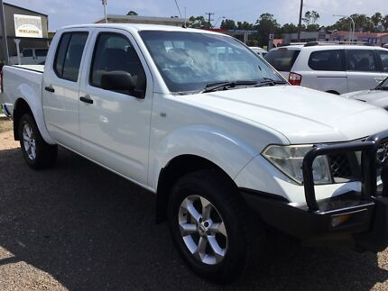 NISSAN NAVARA D40 4x4 T/DIESEL AUTO D/CAB Was $12990 Now $11990 Fairy Meadow Wollongong Area Preview