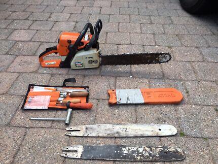 Stihl chain saw, MS 250