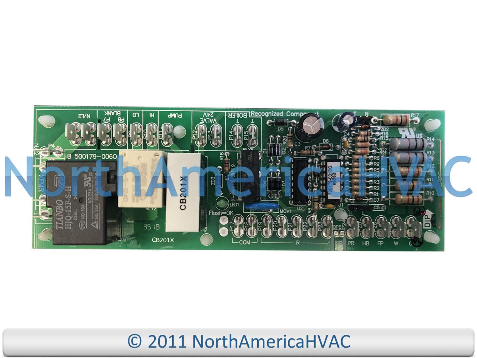 cb201x control board replaces first company cb201