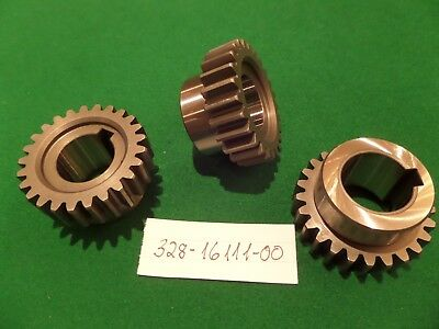 <em>YAMAHA</em> TR3 TZ 350A TO G CRANKSHAFT PRIMARY DRIVE TRANSMISSION GEAR 2