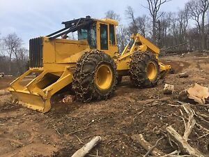 Grapple skidder operater wanted