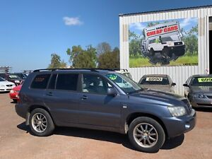 TOYOTA KLUGER 4X4 7 SEATER Durack Palmerston Area Preview