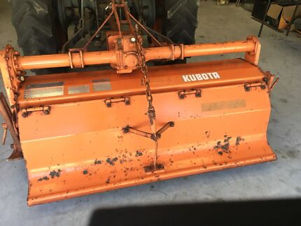 """Kubota 50"""" Rotary Hoe Willow Vale Gold Coast North Preview"""