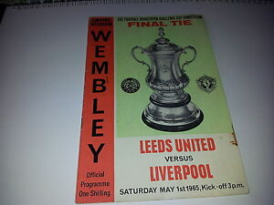 1958 to 1967 FA Cup Final Original Programmes  VERY REASONABLE PRICES from £8.50