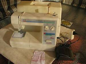 Janome My Style 30 Sewing Machine + acc. VG Cond. Serviced & Test Kotara Newcastle Area Preview