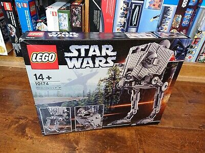 Lego Star Wars Set 10174 Imperial AT-ST - UCS New Complete!