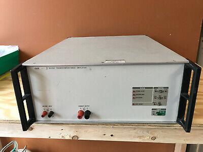 Fluke 5220a Transconductance Amp