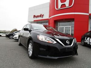 2018 Nissan Sentra 1.8 SV w/Push Start, Sunroof, Backup Cam