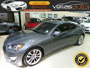 2016 Hyundai Genesis Coupe 3.8 R-Spec 3.8 R-SPEC| 6SPD| LEATH...