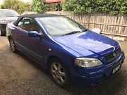 2002 Holden Astra TS Convertible Point Cook Wyndham Area Preview