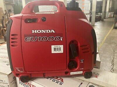 New Honda Eu1000i Inverter Generators