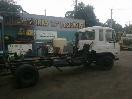 Nissan UD CMA87 truck dismantling for parts Capalaba Brisbane South East Preview