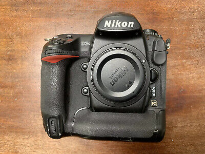 NIKON D3s CAMERA BODY DIGITAL SLR
