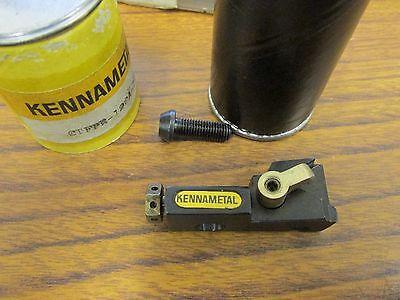 Kennametal Ctfpr-12ca-16 Cartridgeinsert Tool Holder