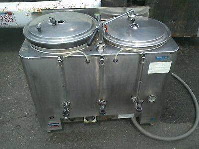Grindmaster-cecilware 8106e Twin 6 Gallon Coffee Machine Urn Amw