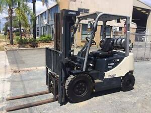 CROWN CG25E FORKLIFT Arundel Gold Coast City Preview