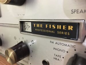 The Fisher 600T Hybrid Receiver(Professional series)