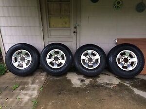 Dodge 3rd gen Rims and tires
