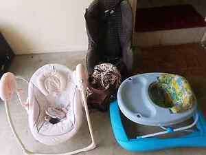 swing. walker. car seat. baby carrier Redcliffe Redcliffe Area Preview