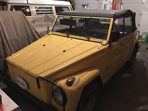 1974 Volkswagen VW German Thing